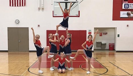 Crusader Cheerleading