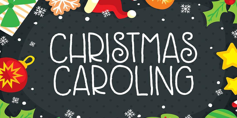 1st & 2nd Grade Caroling