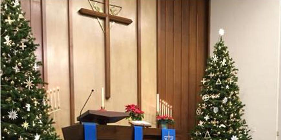 K-8 Christmas Program