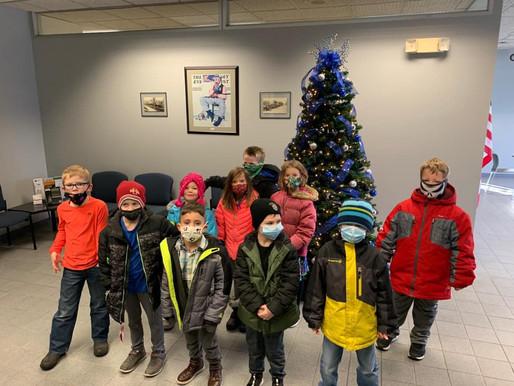 1st & 2nd Grade - December 2020