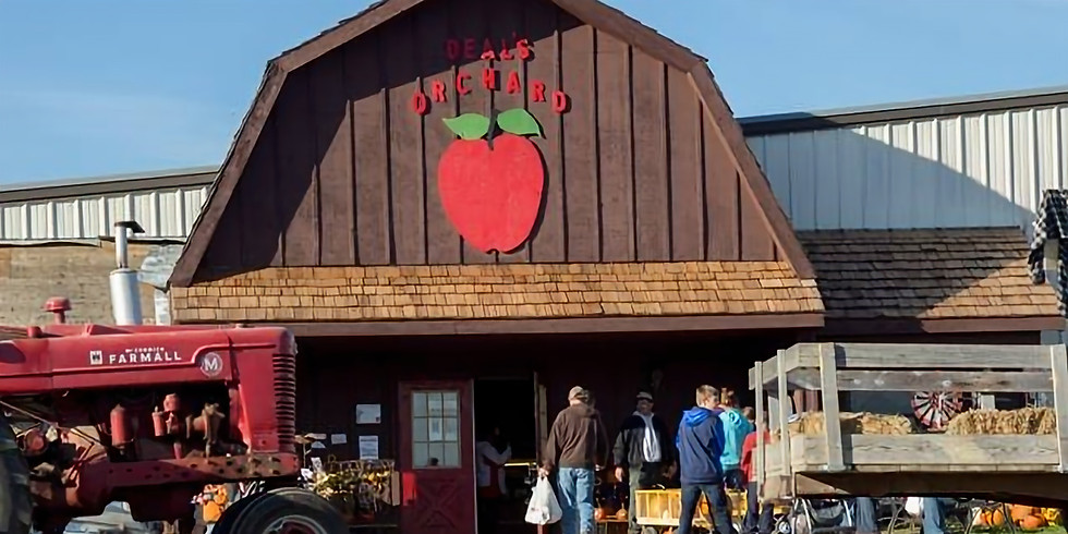 Trinity Family at Deals Orchard