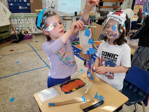 Kindergarten - November 2020