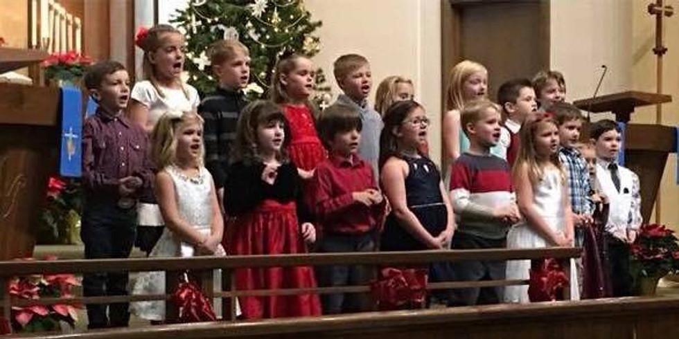 All School Christmas Service