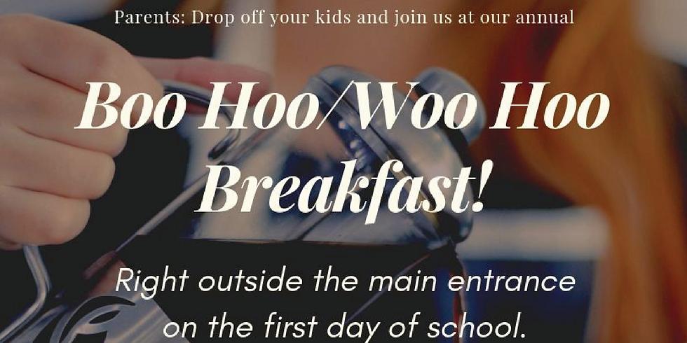 Boo Hoo/Woo Hoo Breakfast