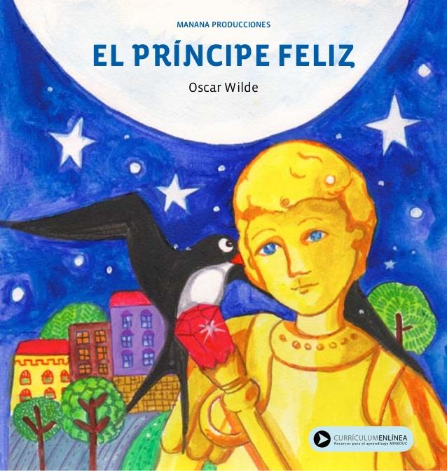 El Prínicipe feliz (Oscar Wilde)