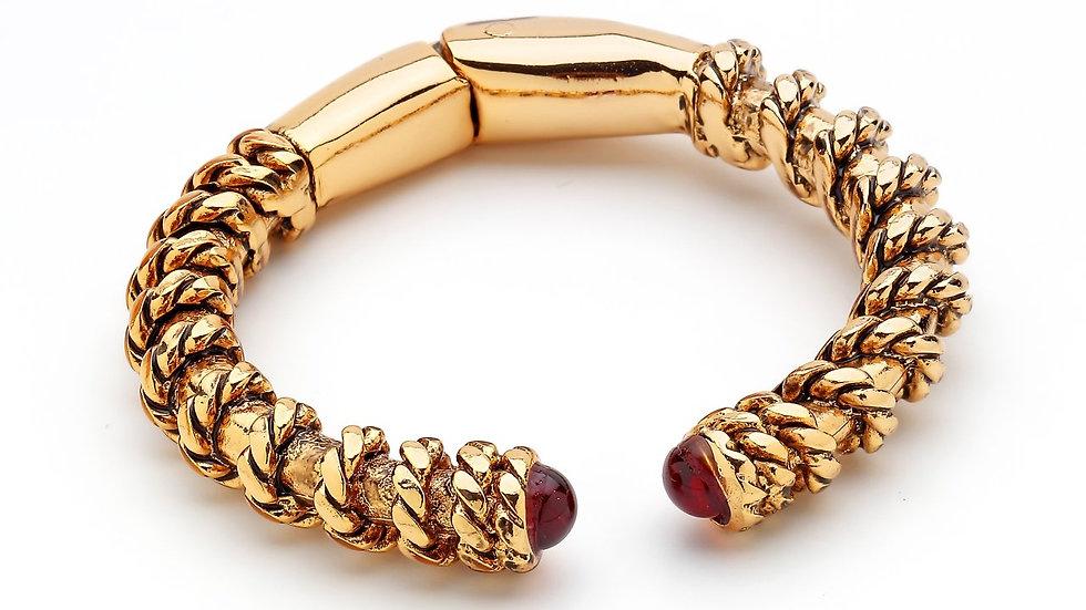 MonReve Gold Plated Brass Bracelet