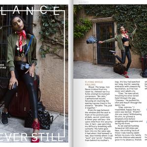 Balance | Contentment Magazine