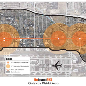 Local Government: Gateway District Transit Development