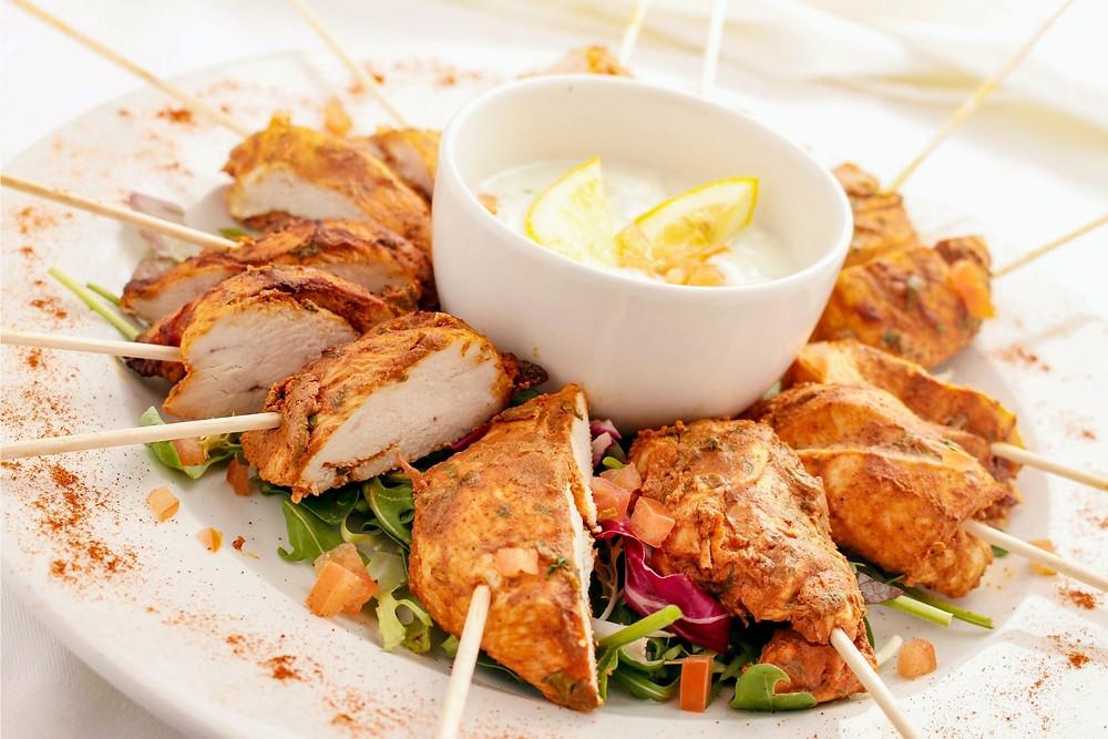 ultimate chicken tikka