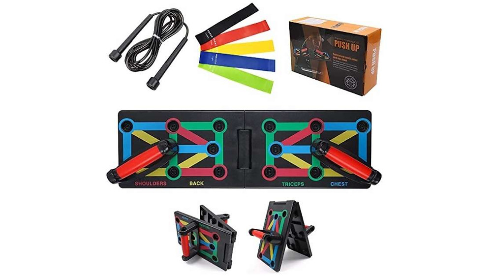 ACTIVATE 12 in 1 Push Up Board