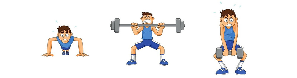 workout tips mix up exercises
