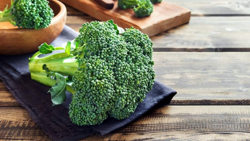 can broccoli help build muscle