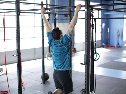How To Do The Scapular Pull Up [Step-by-Step]