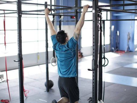 The Scapular Pull-Up | Another Unique Trap Exercise