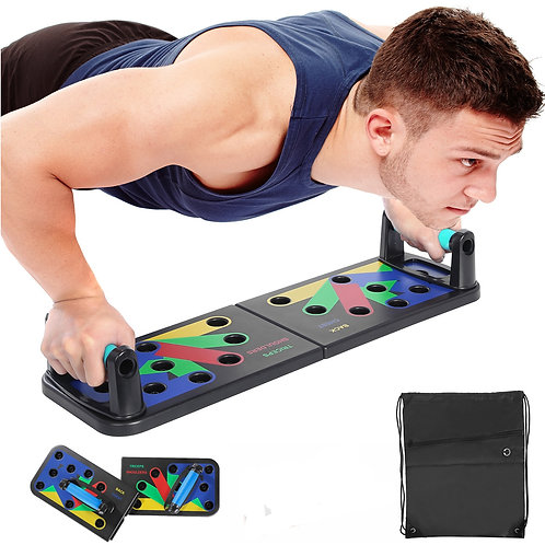 9 in 1 Push Up Board
