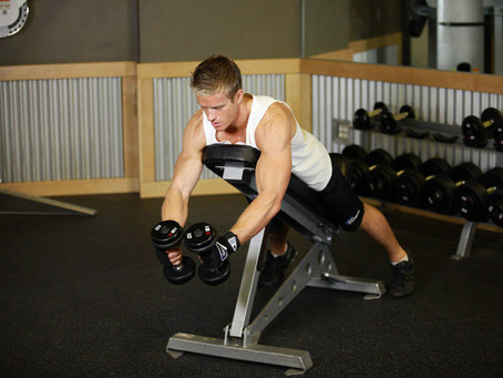 How To Do The Dumbbell Reverse Fly [Exercise Guide with Photos]