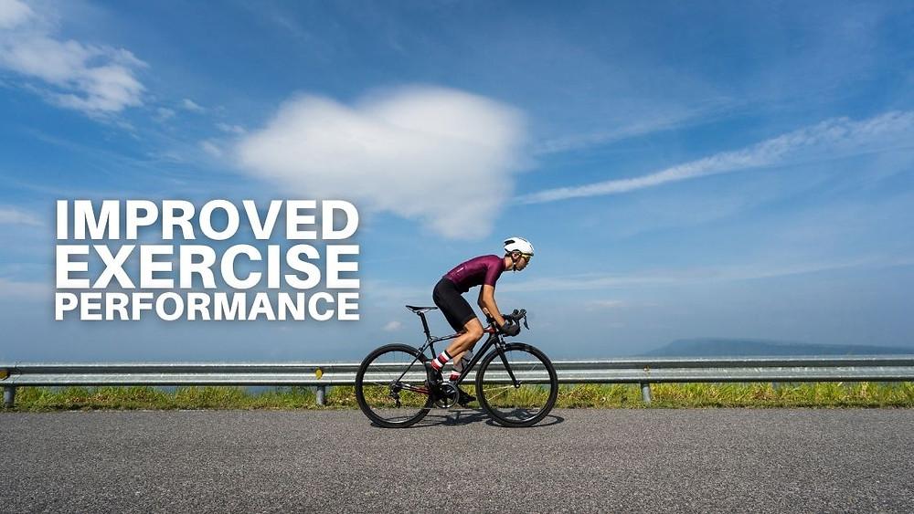 creatine improves exercise performance