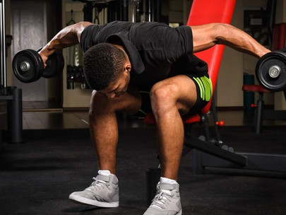 Dumbbell Reverse Fly Exercise Guide (Step-by-Step)