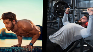 Push-Up vs Bench Press: Which Is Better?