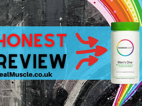 Rainbow Light Men's One Multivitamin [Honest Review]