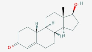 nandrolone chemical structure