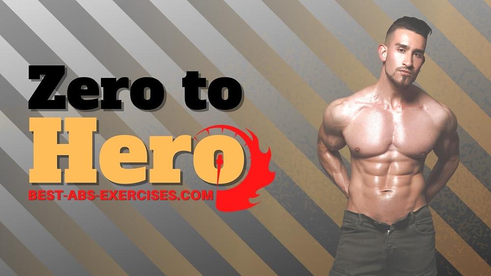 zero to hero abs workout program