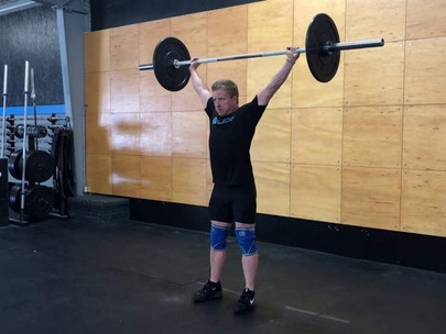 Tall Muscle Snatch Shoulder Exercise [Step-by-Step]