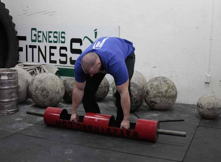 The Log Lift Exercise Guide
