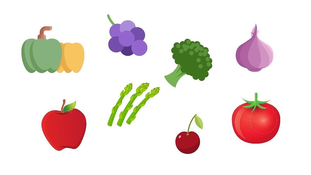 quercetin food sources