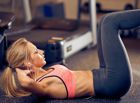 Best Abs Exercise - Our Ab Exercise Round-Up [Top 5]