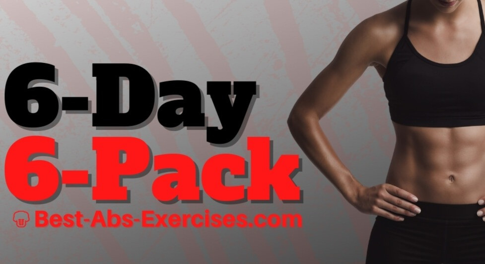 6-day 6-pack abs program