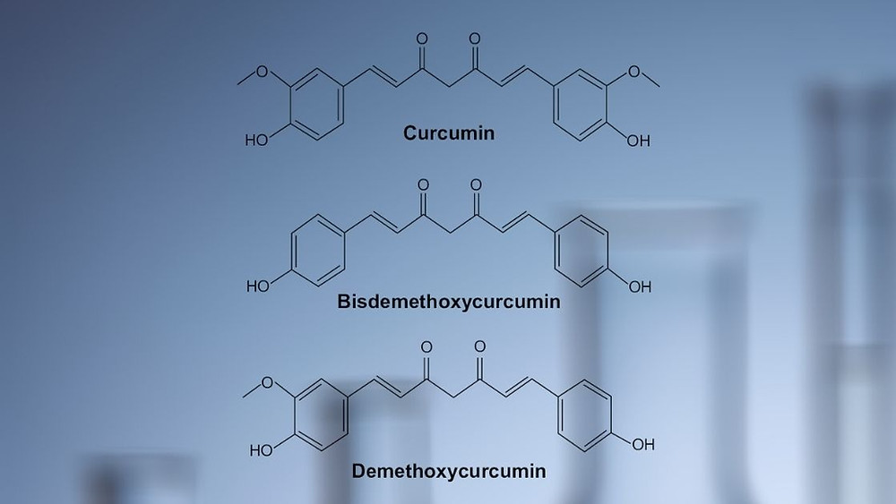 types of curcuminoids