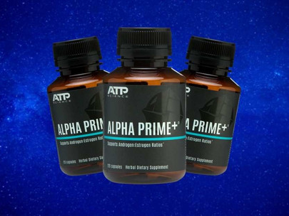 Alpha Prime Supplement Review (Ingredients, Side-Effects, Benefits)