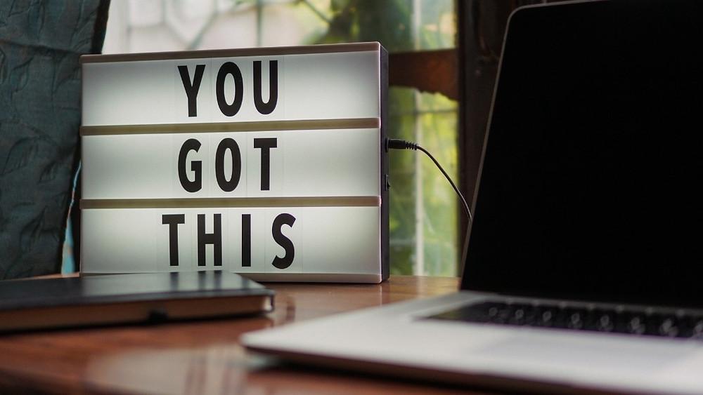 training motivation image