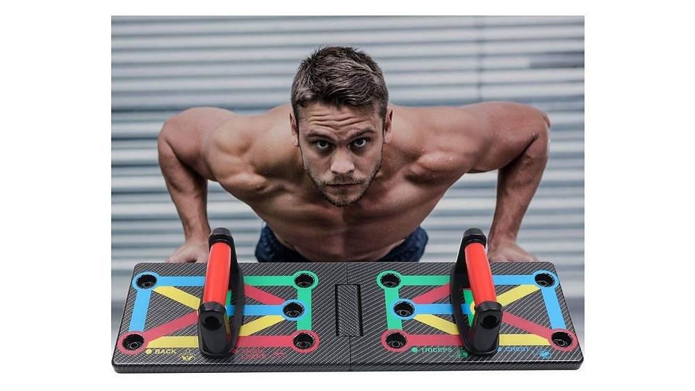GLKEBY Push Up Board