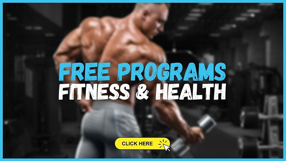 fitness and health programs