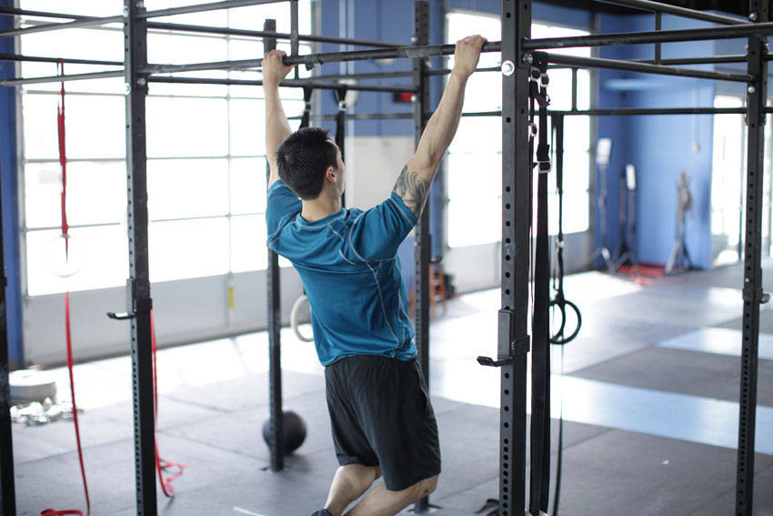scapula pull up