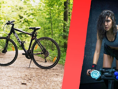 Indoor vs Outdoor Cycling [Benefits of Cycling]