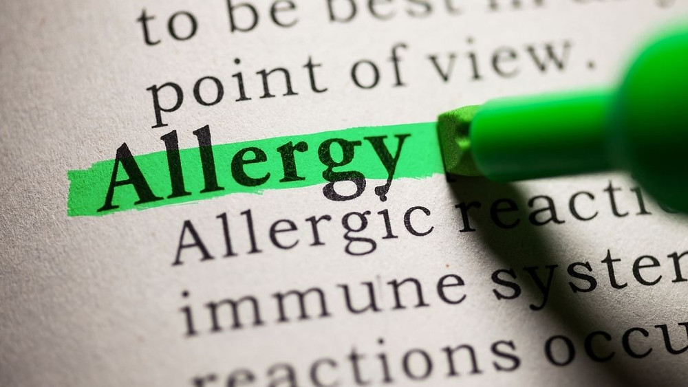 quercetin allergies