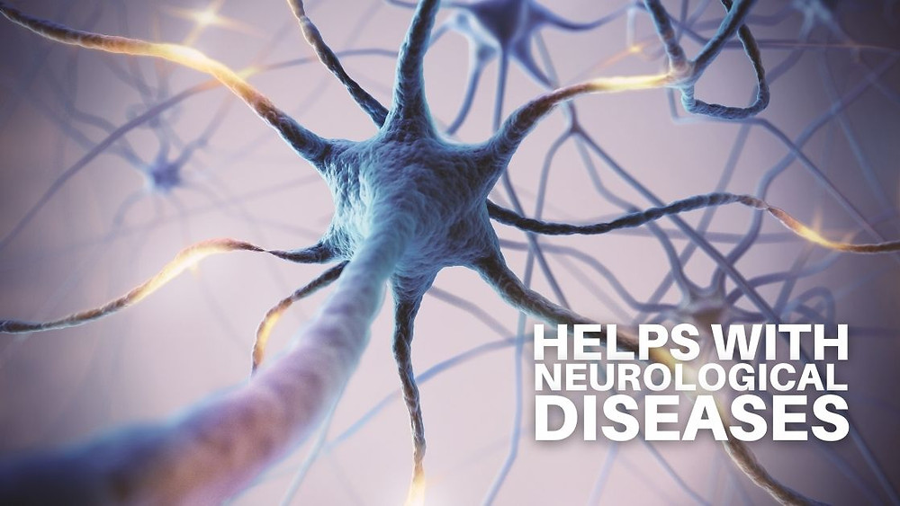 creatine helps with neurological diseases