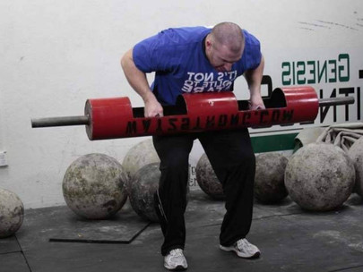 Log Lift Exercise Guide (Step-by-Step)