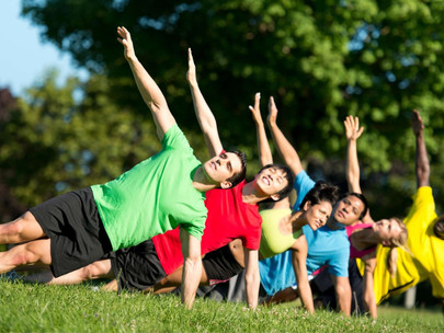 Here's Why Exercising in Groups Is Better