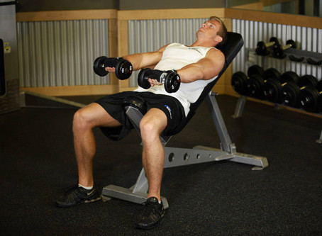How To Do The Incline Front Raise [Exercise Guide]