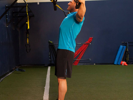 The Suspended Back Fly Exercise Guide