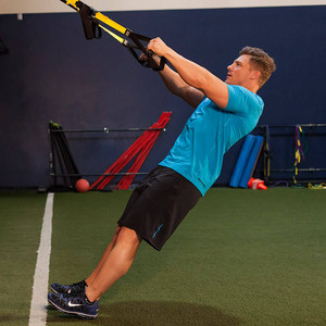 suspended back fly exercise