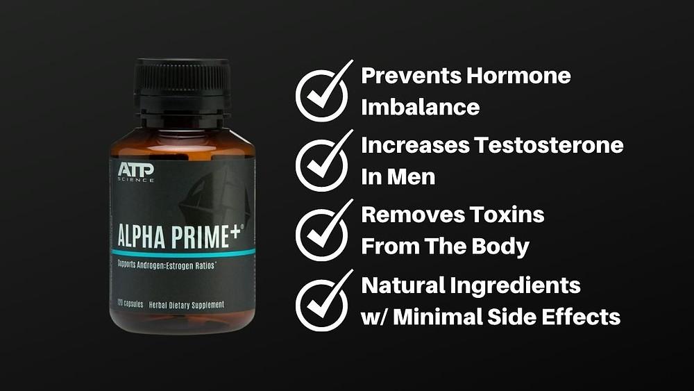 alpha prime supplement benefits and drawbacks