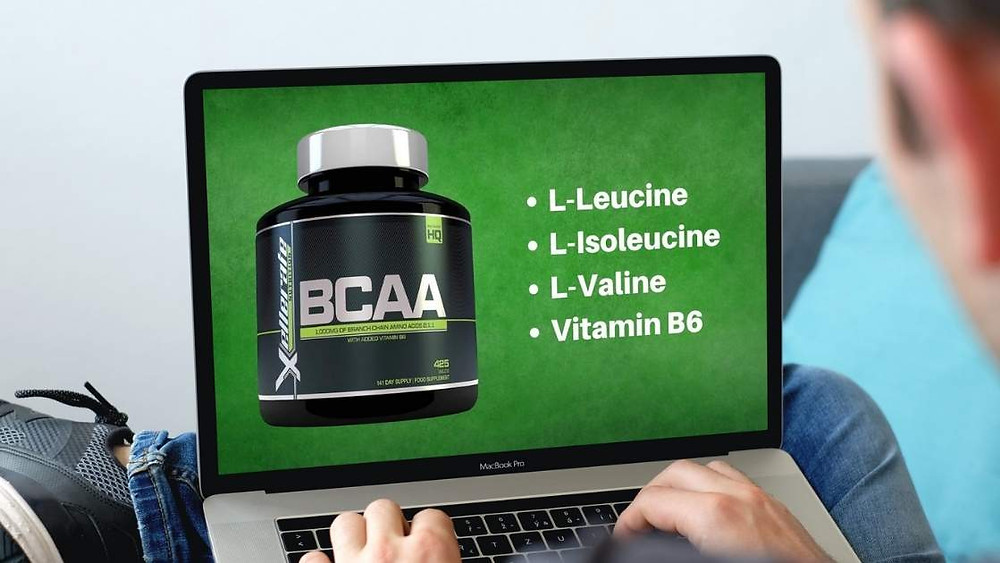 Xellerate bcaa supplement ingredients