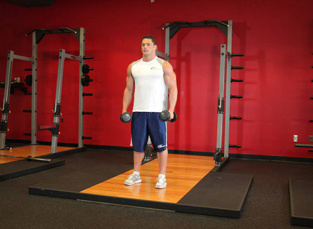 How To Do Lateral Raises [Exercise Guide with Photos]