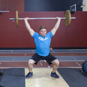 tall muscle snatch