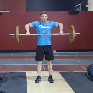 tall muscle snatch exercise